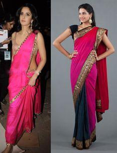 katrina-kaif-pink-saree-sari-bollywood-fashion-alternatives