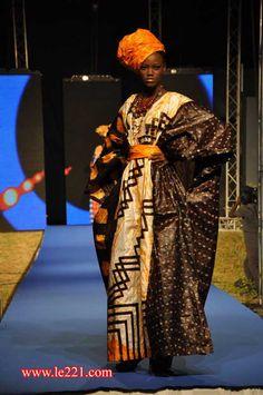 La Dakar Fashion week : 10 ans de mode déjà ! | Au Senegal