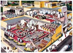 The importance of being axonometric