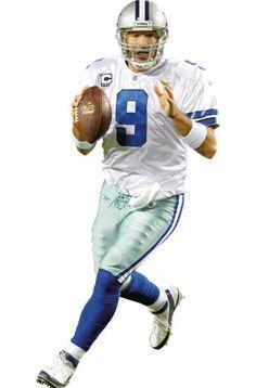 Tony Romo - Dallas Cowboys Dallas Cowboys Players, Cowboys 4, Dallas Cowboys Pictures, Professional Football Teams, How Bout Them Cowboys, Tony Romo, Football Baby, Sports Pictures, Washington Redskins