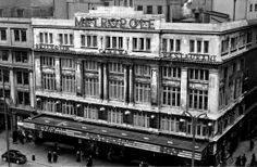 Irish Independent picture of Metropole Cinema, now a Penneys branch Dublin Street, Dublin City, Old Pictures, Old Photos, British Home Stores, City Roller, Images Of Ireland, Grand Homes, History Photos