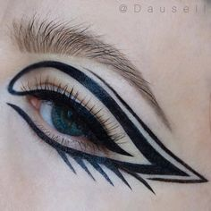70s, 80s, alternative, beauty, blue eyes, drag queen, eyeliner, fashion, goals, goth, gothic, inspo, love, makeup, retro, style, excentric