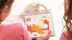 The Sparkup Magical Book Reader is a device which allows children to hear recordings of th...