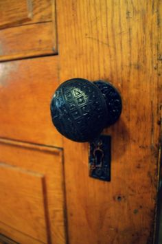 LOVE THIS VINTAGE DOORKNOB ON A DOOR AT CENTRAL SCHOOL. I KNOW MY DAD'S LITTLE HANDS TOUCHED THIS MANY TIMES!