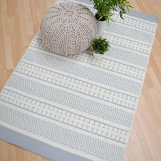 Belle Wool Rug By Plantation Rugs Study Rooms, Striped Rug, Modern Rugs, Color Themes, Wool Rug, Delicate, Colours, Touch, Interiors