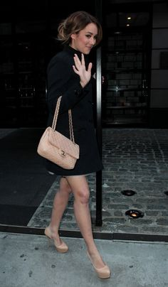 Lauren Conrad In New York