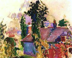 Landscape, 1903-04 / Henri Matisse