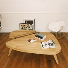 Table basse design relevable et transformable akila coloris blanc laqu sa - Table basse relevable transformable ...