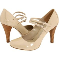 "I actually kinda like these Gabriella Rocha ""Dancy"" pumps, but I'd have to try them on with my dress..."