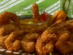 Get Paula Deen's Coconut Shrimp with Orange Marmalade Recipe from Food Network
