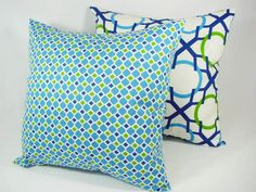 couch pillows? Accent Pillow. $32.00, via Etsy.