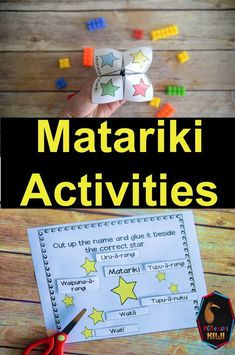 Activities for students for years 1 - 8 in New Zealand Schools during the season of Matariki Maori New Year - Have a look at these worksheets, printables and activities Waitangi Day, Class Teacher, Kids Poems, Independent Reading, Time Activities, Drawing For Kids, Teaching Resources, Learning, Classroom