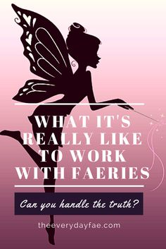 This is what it's like to work with faeries; find out the truth about fae! Fairy Spells, Mermaid Spells, Witchcraft Spell Books, Magick Book, Celtic Christianity, Celtic Paganism, Wiccan Symbols, Fairy Quotes, Gypsy Witch