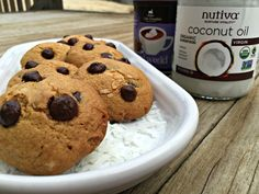 Must-try: Double Coconut #Chocolate #Cookies by @nella22! #FairMoms #recipe