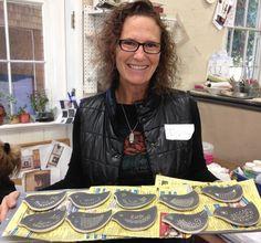 Studio blog for ceramic artist-potter Patricia Griffin