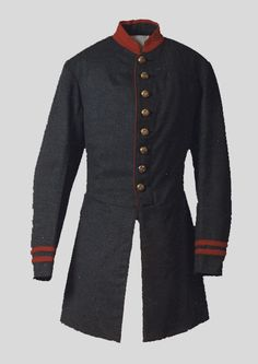Artillery frock coat (Confederate)
