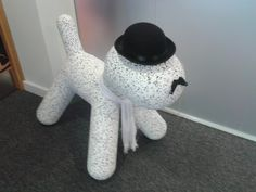 The Google Manchester office pet!
