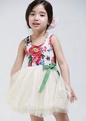 Tutu dress with floral top - ARRIVING SOON