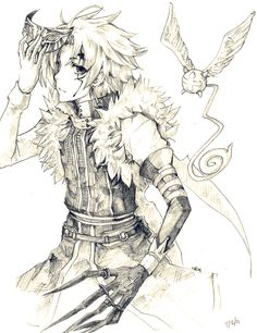 allen walker by urusai-baka on DeviantArt