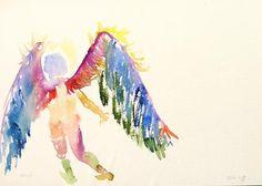 Aura Colors, Seeing Auras, Spiritual Art: Love