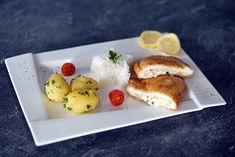 Kürbiskernschnitzel - Rezept Eggs, Breakfast, Food, Hams, Sunday, Food Portions, Food Food, Morning Coffee, Essen