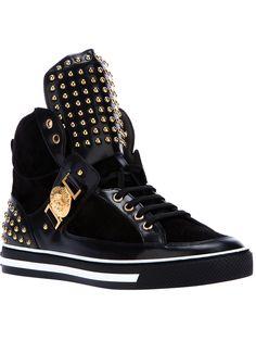 86 Best Versace men s shoes images   Versace mens shoes, Male shoes ... a8f3af62559