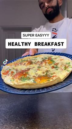 Easy Healthy Breakfast, Healthy Snacks, Healthy Recipes, Healthy Eats, Brunch Recipes, Snack Recipes, Cooking Recipes, Cooking Tips, Breakfast Dishes
