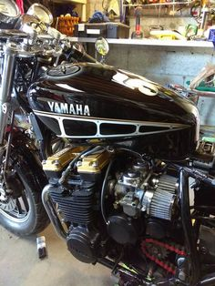 Yamaha Radian YX 600 '86 Cafe Racer project