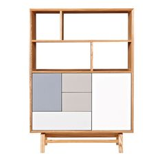 Found it at AllModern - Grane 3 Drawers and 2 Doors Storage Unit