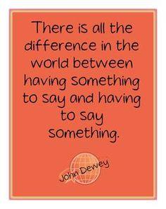 Quotation John Dewey thinking education philosophy learning nature