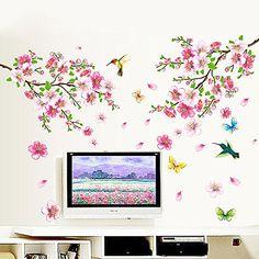 Qianxing abnehmbares wiederverwandbares schöne Baum Blume... https://www.amazon.de/dp/B010DELQD2/ref=cm_sw_r_pi_dp_x_clIAybYATCEGM