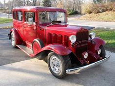 Chevy Street Rod Sedan | Mitula Cars