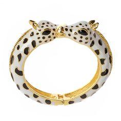 #Giraffe #Bracelet in Black & White
