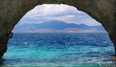 Deep Water Solo in Athens Greece by Planar, via Flickr