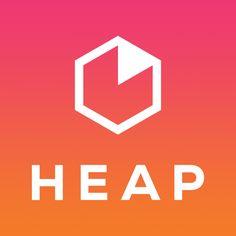 Heap #app #logo #design