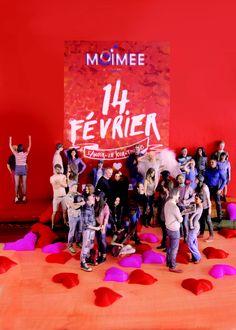 L'amour est au RDV chez Moïmee o #Moimee3D #Figurine3D #Design #technologie #innovation #SaintValentin #14fevrier