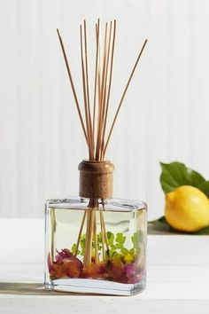 Soft Surroundings Home Fragrance - Rosy Rings Botanical Reed Diffuser Essential Oil Holder, Essential Oil Diffuser Blends, Essential Oils, Homemade Reed Diffuser, Siam, Lemon Blossoms, Almond Blossom, Fruit Photography, Perfume Oils