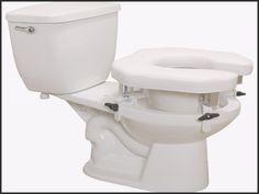 b79d8c839fa Unique Handicap toilet Seat Extender Bathroom Safety