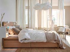 Cortinas para el dormitorio: cuida tu intimidad