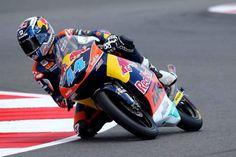 Moto3 - Vídeo: A vitória de Miguel Oliveira em Aragón em 2015