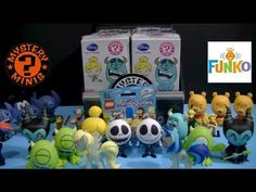 Funko My Little Pony / Disney Mystery Minis LEGO The Simpsons Minifigure...