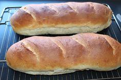 Ager bager: Mormorbrød aka franskbrød
