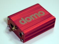 Domo: Affordable, Wifi-based Home Automation - Simplified. by Acyclica, via Kickstarter.