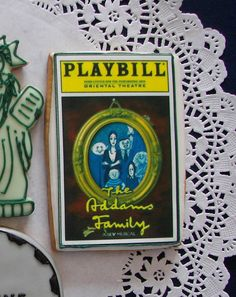 playbill - Broadway