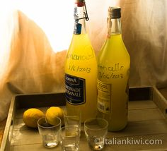 Limoncello is amazingly easy to make at home!  You too can sip an icy-cold glass afterdinner just like the Italians do!