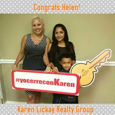Every closing has its own story, and this is the story of Helen and her family, who after months of search, were finally able to find the perfect home in Lilburn. KAREN LICKAY REALTY GROUP thanks you for the opportunity to serve you and we hope you enjoy it for many years to come! Many thanks to Cristian H. Colón with EZ Insurance Solutions for providing the home owner's insurance.  www.KarenAtlantaHomes.com www.EZInsuranceGA.com #yocerreconKaren #IclosedwithKaren