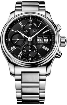 Louis Erard Men's 78259AA22M Collection Heritage