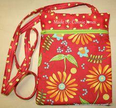 Flowers Runaround bag