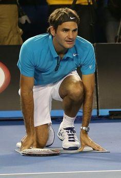Roger Federer - Australia 2013