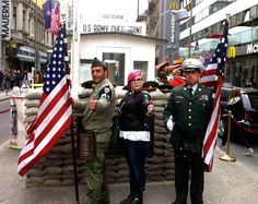 Named after the famous U.S. administered crossing point of the Berlin Wall which it overlooked, the Checkpoint Charlie museum was founded by the human rights activist Dr. Rainer Hildebrandt as a reaction to the construction of the Wall that had been started in August 1961.